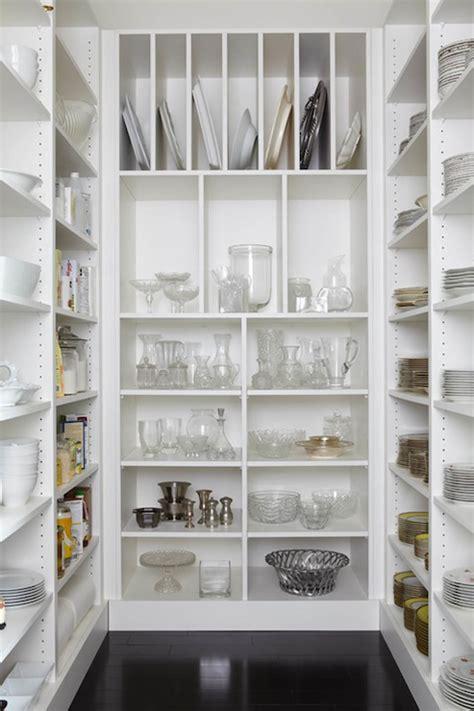 walk  pantry transitional kitchen caden design group