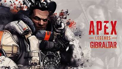 Apex Legends Gibraltar Background Wallpapers Wall Abyss