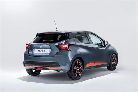 Nissan Une Premire Srie Spciale Pour La Micra