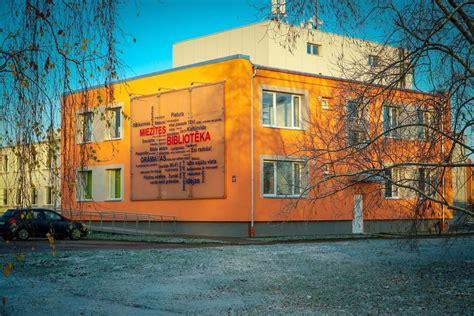 Jelgavas Pilsētas Bibliotēkas filiāle, Miezītes bibliotēka ...