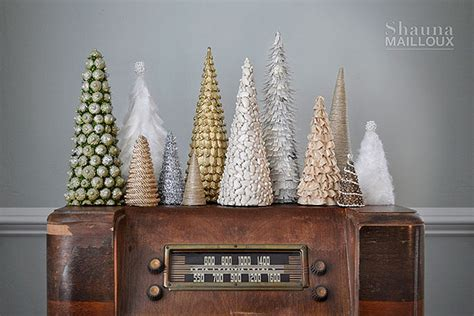decor our favorite budget crafts that look expensive - Christmas Tree Crafts Pinterest