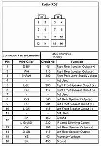 Res Radio Wiring Diagram