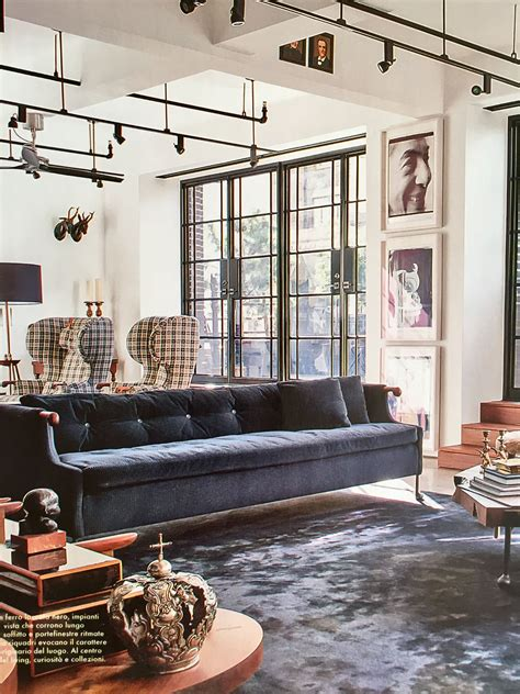 Maximalist New York Lofts That Will Take Your Breath Away by Feel Inspired With These New York Industrial Lofts