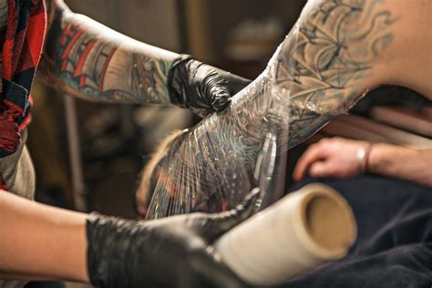 tattoo aftercare instructions tips media democracy