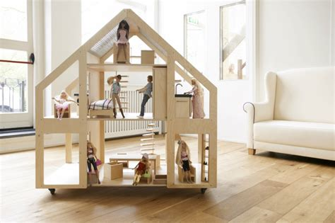 Dollhouses Designed By Architects by 8 Modern Dollhouses That Are A Bit Of
