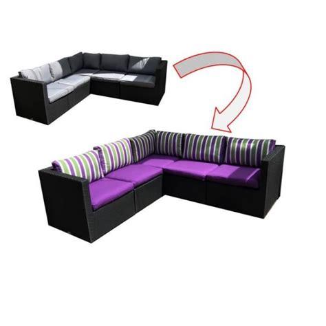 housse coussin canapé housses pour coussins de canapé extérieur 4 assises 4