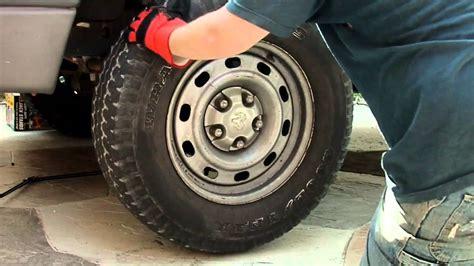 Checking Ball Joints/wheel Bearing