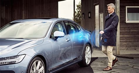 volvo ditches  car key      future wired