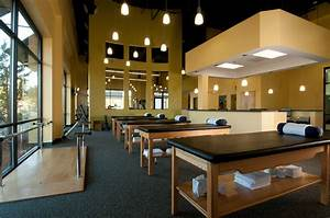 Physical Therapy Office Design, Mid Cost Model