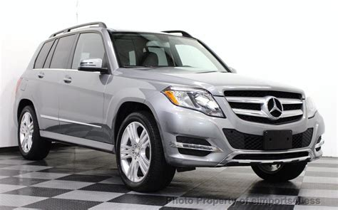 2015 Used Mercedes-benz Glk350 Certified Glk350 4matic Awd