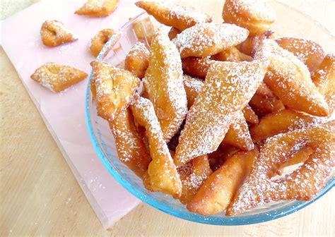 beignets de carnaval bottereaux la cuisine de micheline