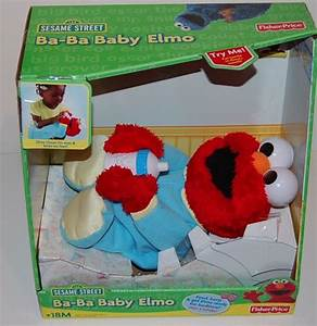 Ba-Ba Baby Elmo Review