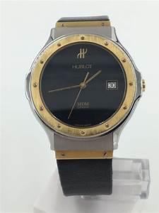 Montre Hublot Geneve : montre bracelet pour femme hublot mdm geneve classic 1990 catawiki ~ Nature-et-papiers.com Idées de Décoration