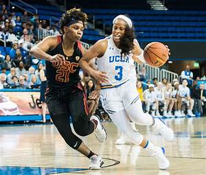 UCLA women's basketball holds USC to season's lowest score ...