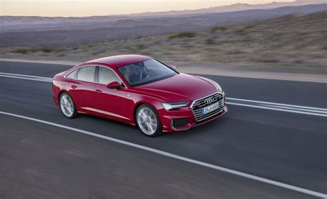2019 Audi A6 Official Photos And Info  News  Car And Driver