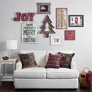 Best diy christmas wall decor ideas on