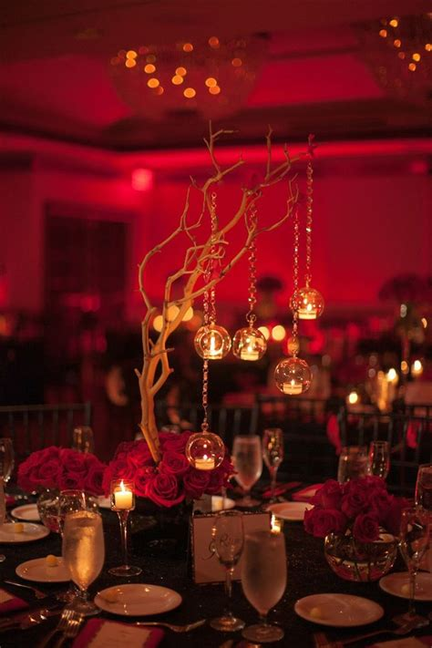 Best 25 Black Red Wedding Ideas Only On Pinterest