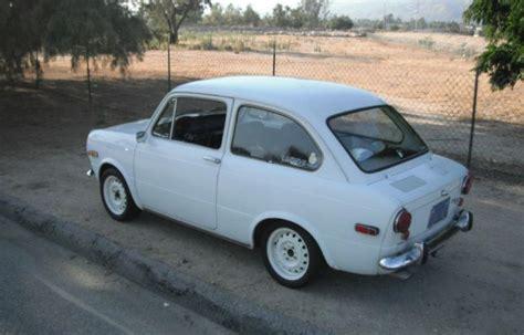 Fiat 850 Sedan by 1971 Fiat 850 Sedan Special But Trusty