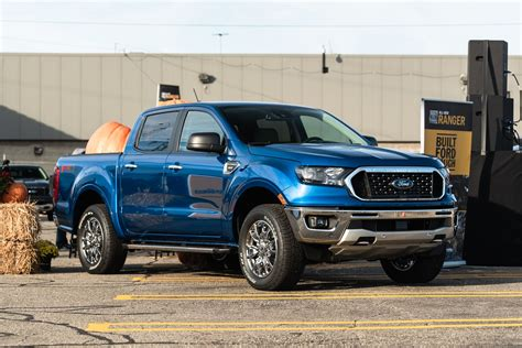 2019 Ford Ranger Fuel Economy Numbers Officially Revealed