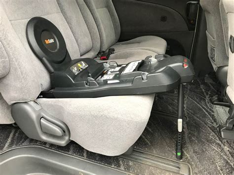 Isofix Points, Tether Straps And Support Legs