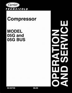 Compressor Model 05g And 05g Bus