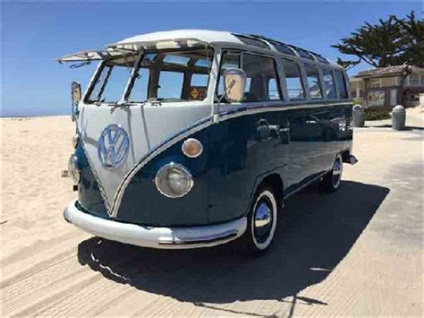 volkswagen bus 1966 volkswagen bus for sale classiccars com cc 985039