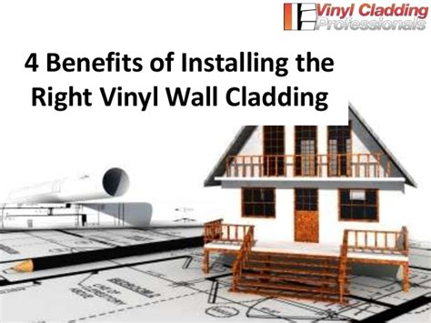 4 Benefits Of Installing The Right Vinyl Wall Cladding