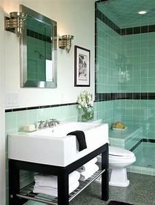 50s bathroom exle of a coastal bathroom design in 50s
