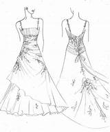Coloring Drawing Pages Clothes Designs Clothing Sketch Male Elegant Easy Getdrawings Library Clipart sketch template