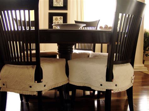 kitchen chair covers easy and diy dining chair covers the wooden houses