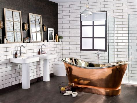 salle de bain style loft how to get the industrial look robinson