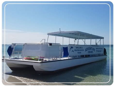 Adventure Boat Tours by St Pete Charter Boat Trips Ta Bay Boating And