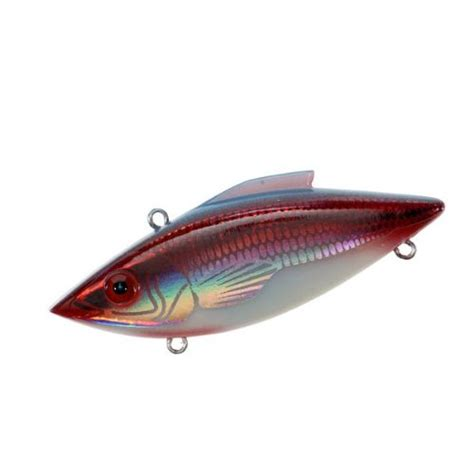 rattletrap lure rat l trap lures 3 4 ounce mag trap blood line shad