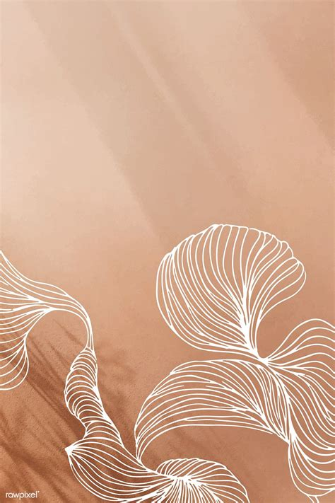 brown background design soft aesthetic brown