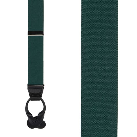 125 Inch Wide Buttonon Suspenderssuspenderstore