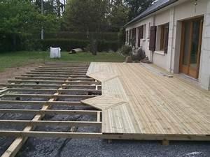 Terrasse Avec Palette : jrenovabita terrasse pin ~ Melissatoandfro.com Idées de Décoration