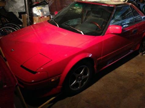 Return on Investment: 1988 Toyota MR2 | Toyota mr2, Affordable sports cars, Toyota