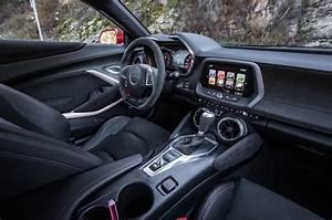 Chevrolet Camaro Zl1 Interior | www.pixshark.com - Images ...