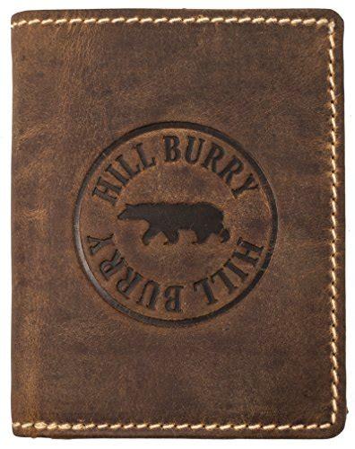 bilderrahmen für geldscheine hill burry herren geldb 246 rse echt leder portemonnaie aus weichem braun ebay