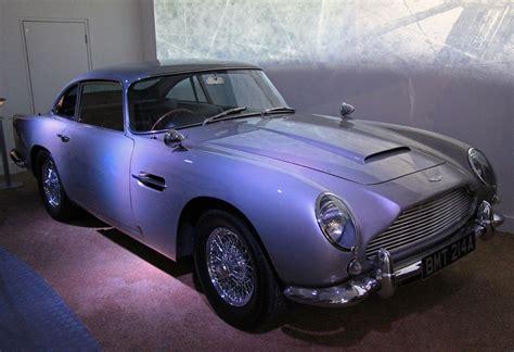 List Of James Bond Vehicles
