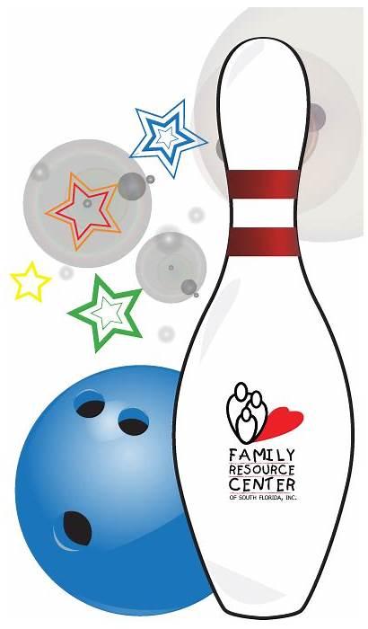 Bowling Clipart Tournament Transparent Center Resource Ball
