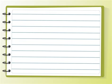 notebook paper background  powerpoint world  label