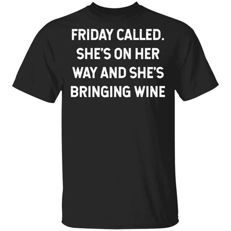 Sauvignon blanc's mineral personality comes to the fore in this lovely, lively white wine. Friday called she's on her way and she's bringing wine T ...