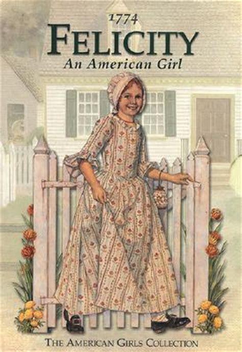 felicity  american girl  valerie tripp