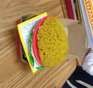 Sandwich Book Report 3rd Grade