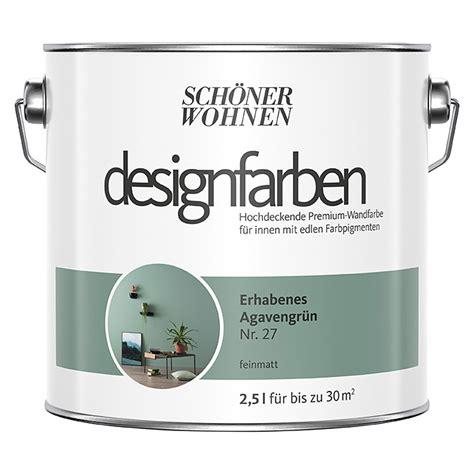 Schöner Wohnen Beratung by Sch 246 Ner Wohnen Wandfarbe Designfarbe Erhabenes Agavengr 252 N