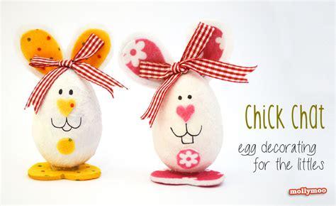 easter egg decorating ideas crafts mollymoocrafts easter crafts quick and cute easter egg decorating