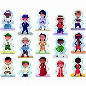 Image D Enfant : m mo des enfants du monde tr s joli jeu de m moire avec des silhouettes d 39 enfants du monde ~ Dallasstarsshop.com Idées de Décoration