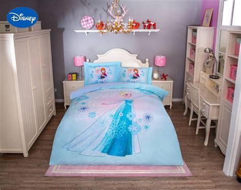 disney frozen elsa character  printed bedding set