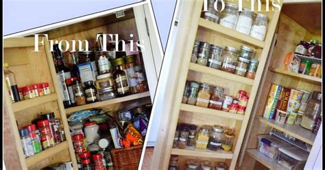 10 Tips For A Perfectly Organized Spice Pantry